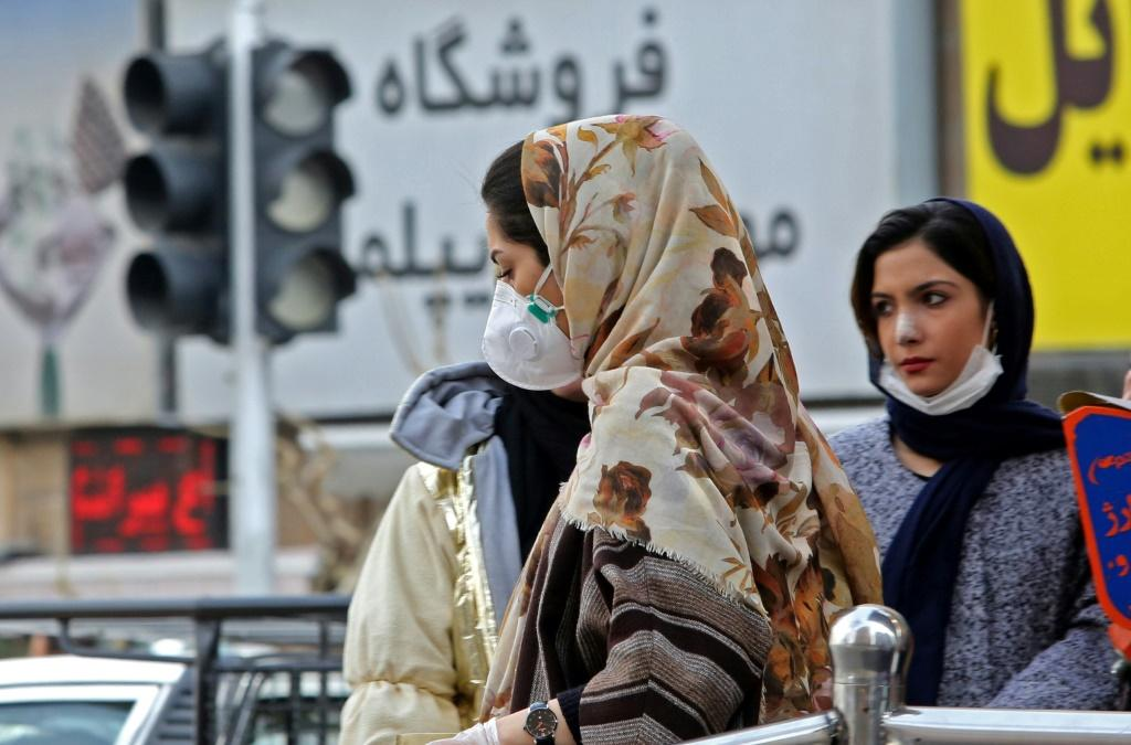 Iran's coronavirus death toll is by far the highest outside China
