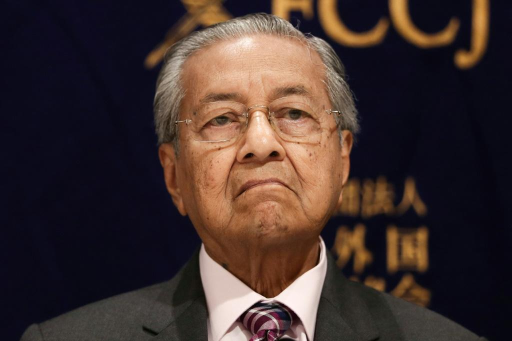 Malaysia's Prime Minister Mahathir Mohamad has submitted his resignation to the king