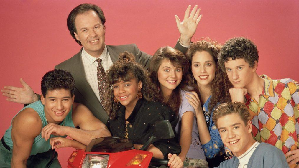 Saved by the Bell original cast