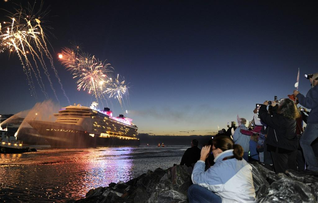 Chapek's list of accomplishments includes adding more ships to Disney Cruise Line