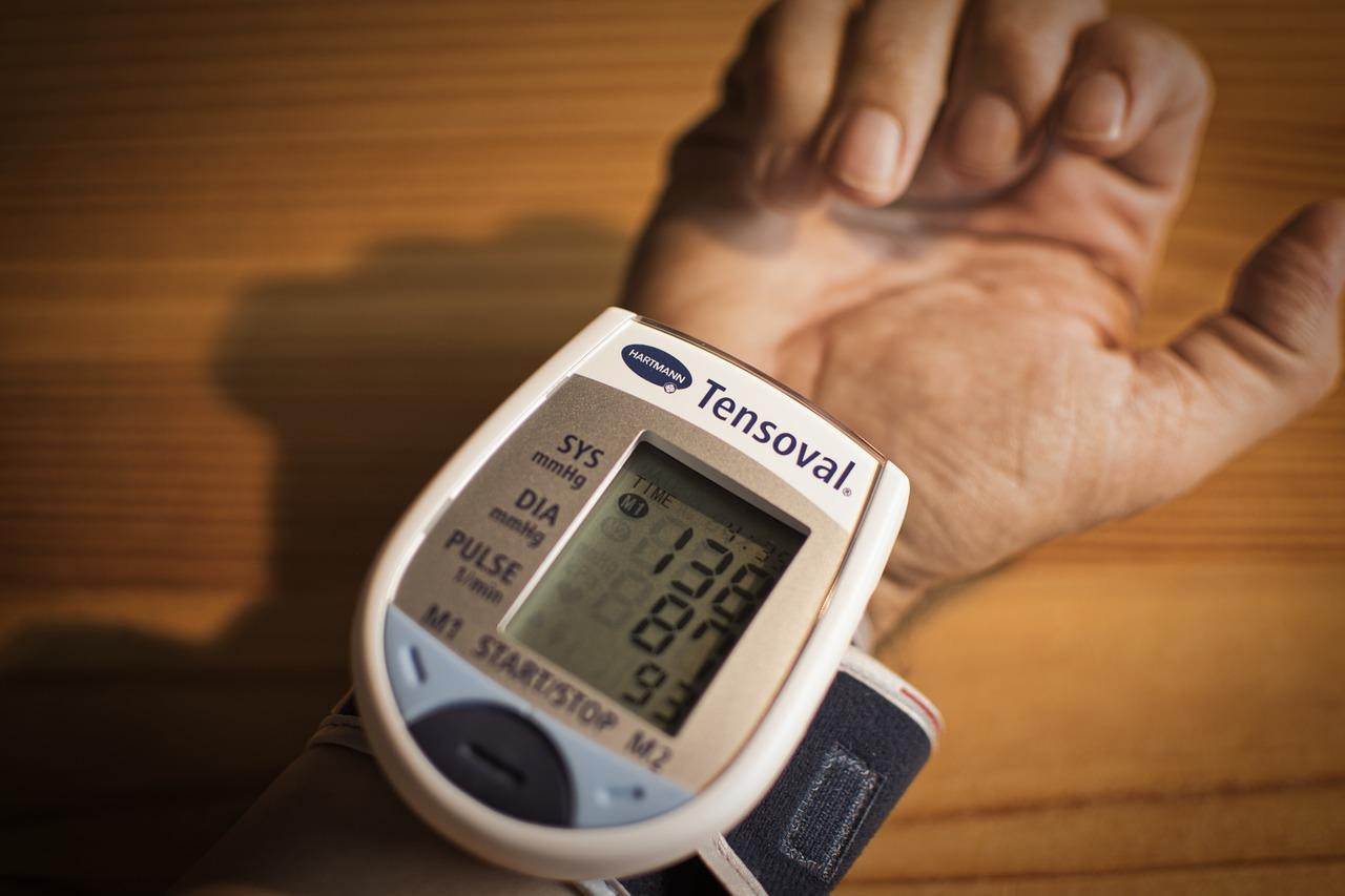 high blood pressure secondary hypertension