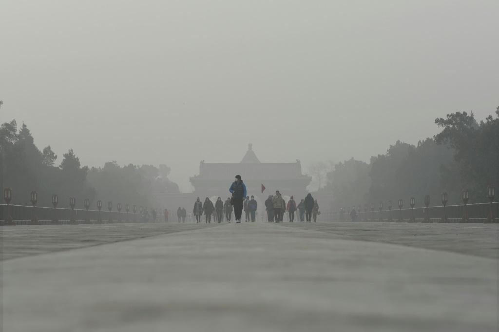 Last year, 117 of the 200 most polluted cities in the world were in China