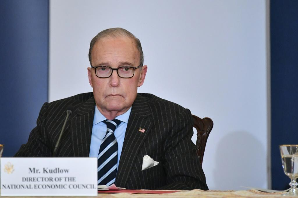 President Donald Trump's chief economic advisor Larry Kudlow called on investors to take advantage of lower prices as markets plunge amid coronavirus concerns