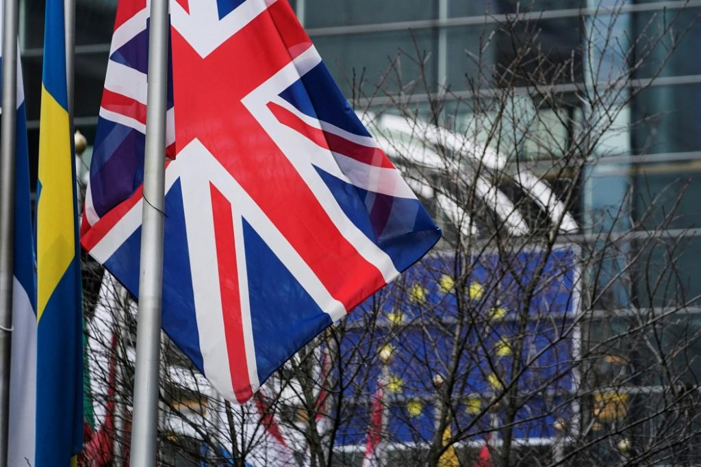 Relations between Brussels and London are fractious