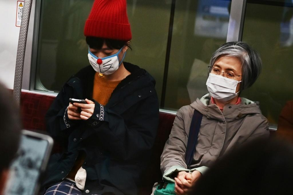 The Japanese health minister has urged people to avoid crowds and unnecessary gatherings