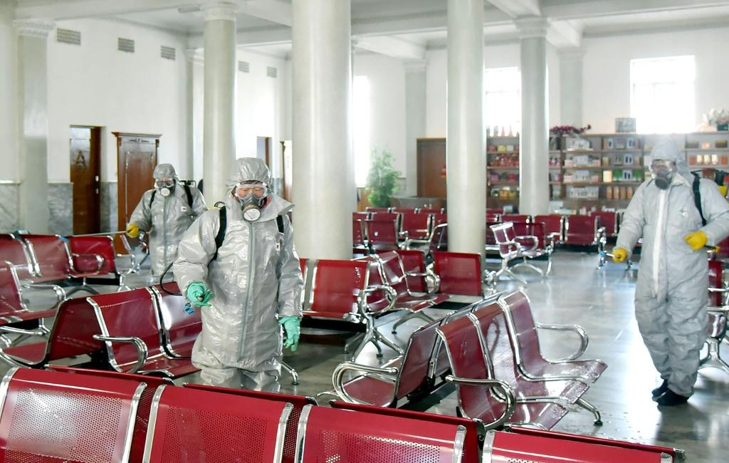 Foreigners are facing tough restrictions: all of those resident in the country have been subjected to quarantine at their premises since the beginning of February