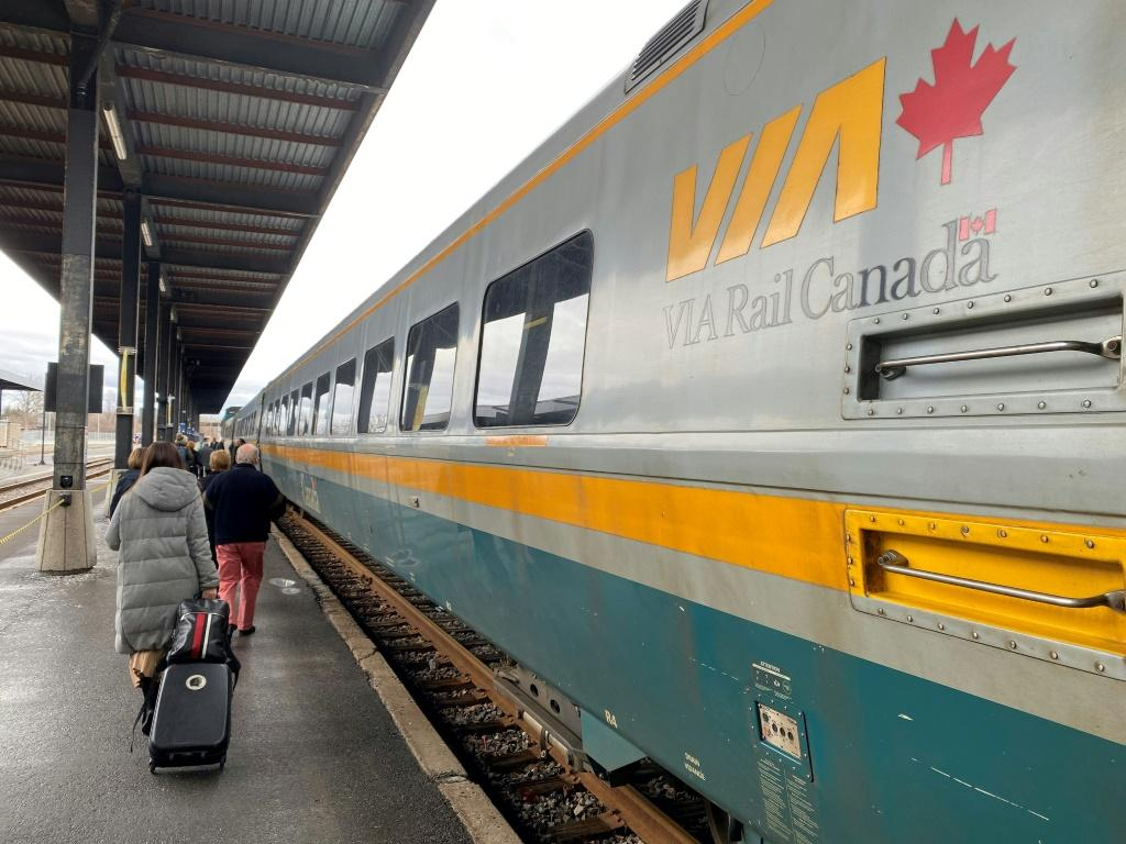 """Lighting a fire under a moving train,"""" Canada Transport Minister Marc Garneau said, is especially dangerous if trains are transporting flammable materials. """"It could have ignited."""