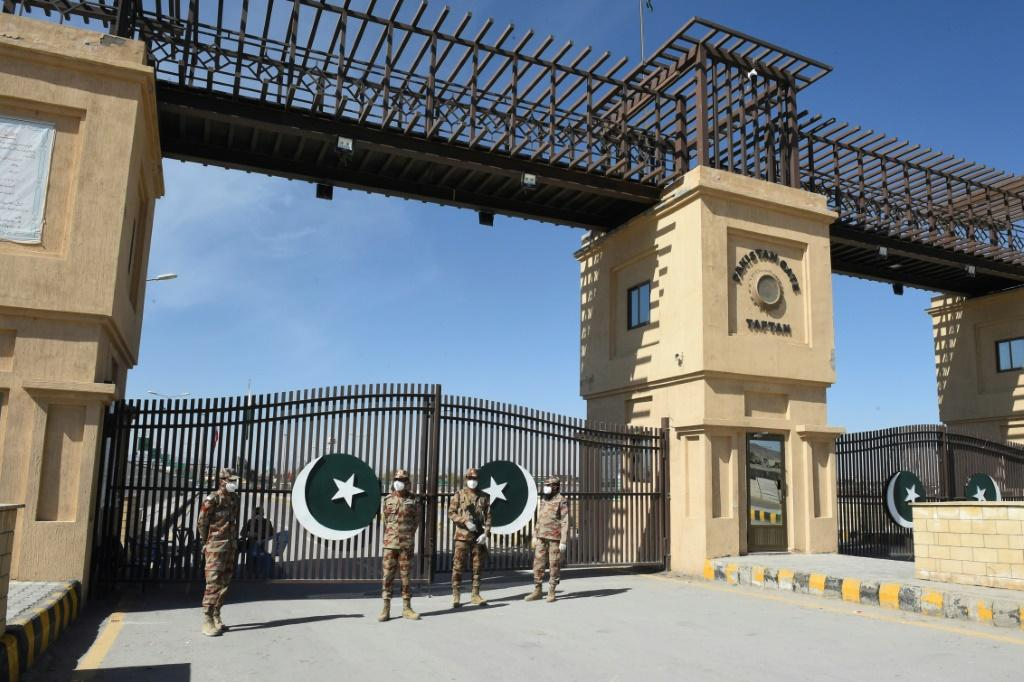 Pakistan has sealed off its frontier with virus-hit Iran in southwestern Balochistan province in a bid to prevent an outbreak in the impoverished region
