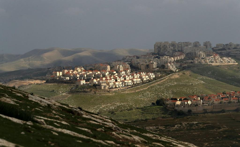 The declaration by the defence ministry is the second announcement of new settler homes by Israel in days, just ahead of the March 2 general election