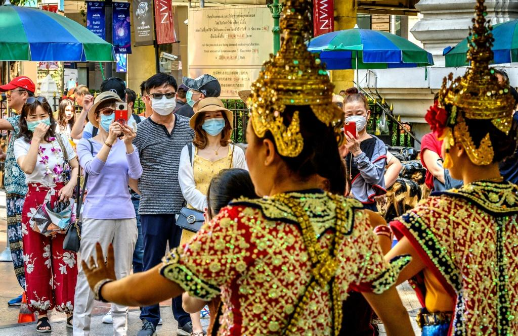 The economies most likely to suffer from a drop in Chinese tourism are expected to be Hong Kong, Macau, Thailand, Cambodia and the Philippines