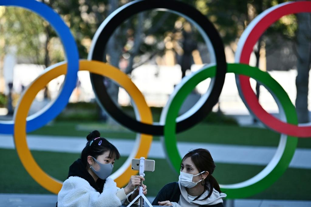 The virus outbreak has cast a shadow of the preparations for the Olympics, which Tokyo will host from July
