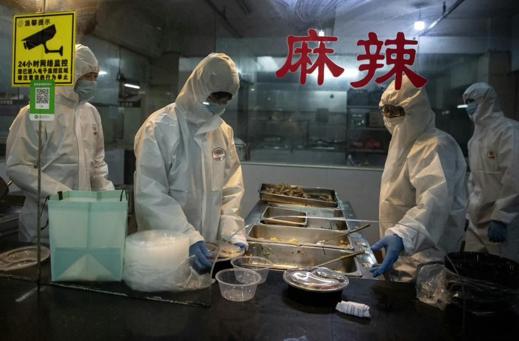 The coronavirus first emerged in China, where tens of thousands have been infected