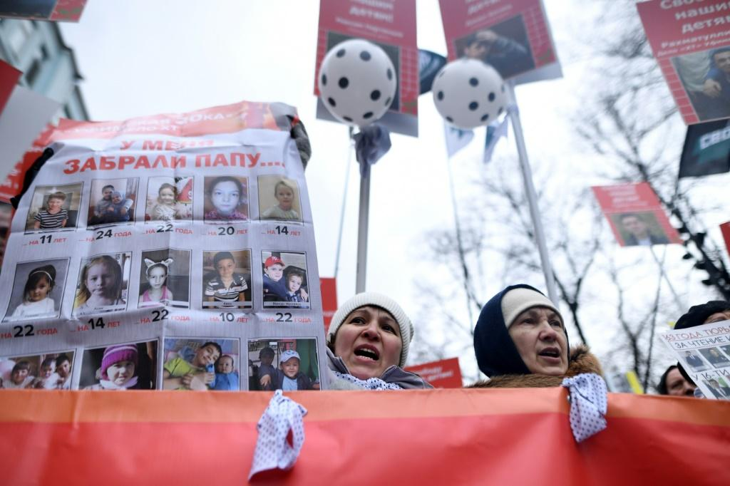 Organisers of the march want mass turnout to show Vladimir Putin should not consider staying in power by any means beyond the end of his term in 2024