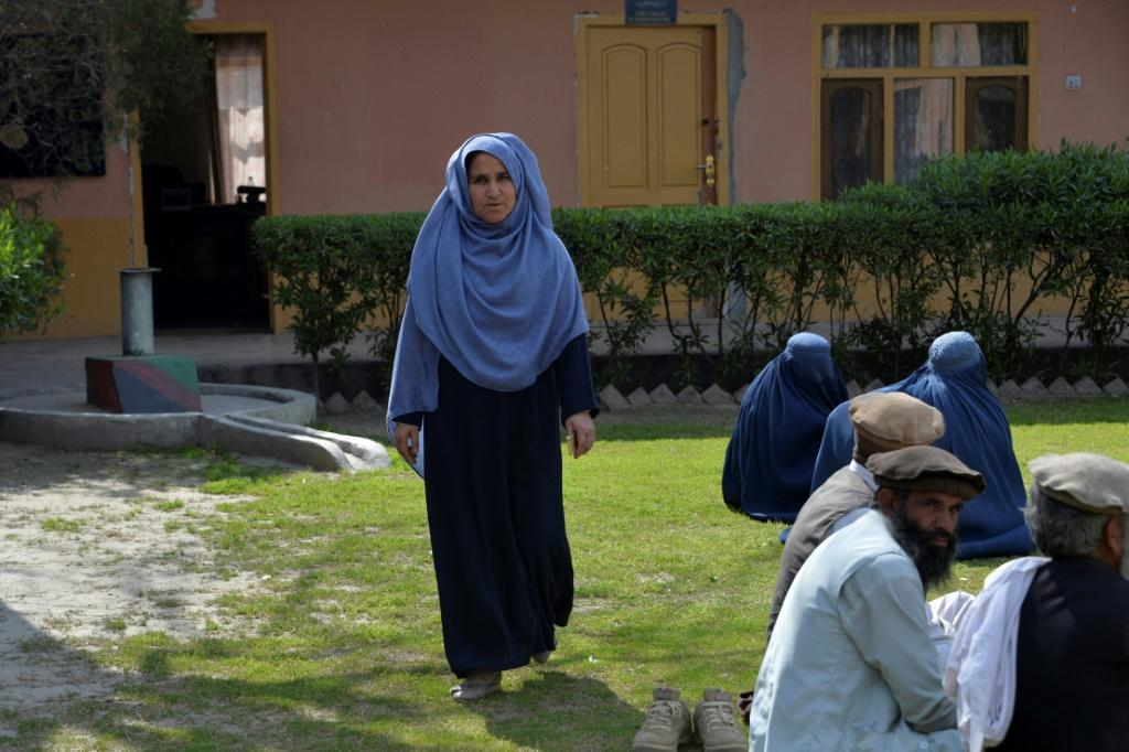 Torpekay Shinwari is increasingly concerned women would be 'suppressed' if the militants gain ground