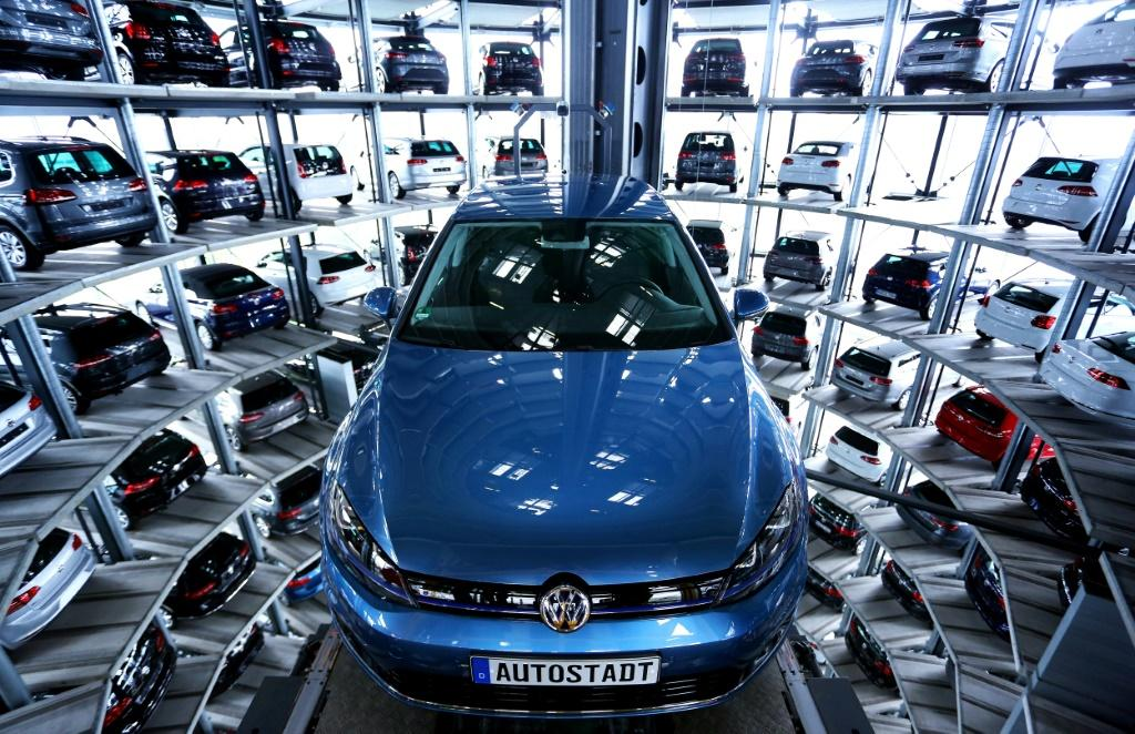 Electric cars have taken centre stage at Volkswagen
