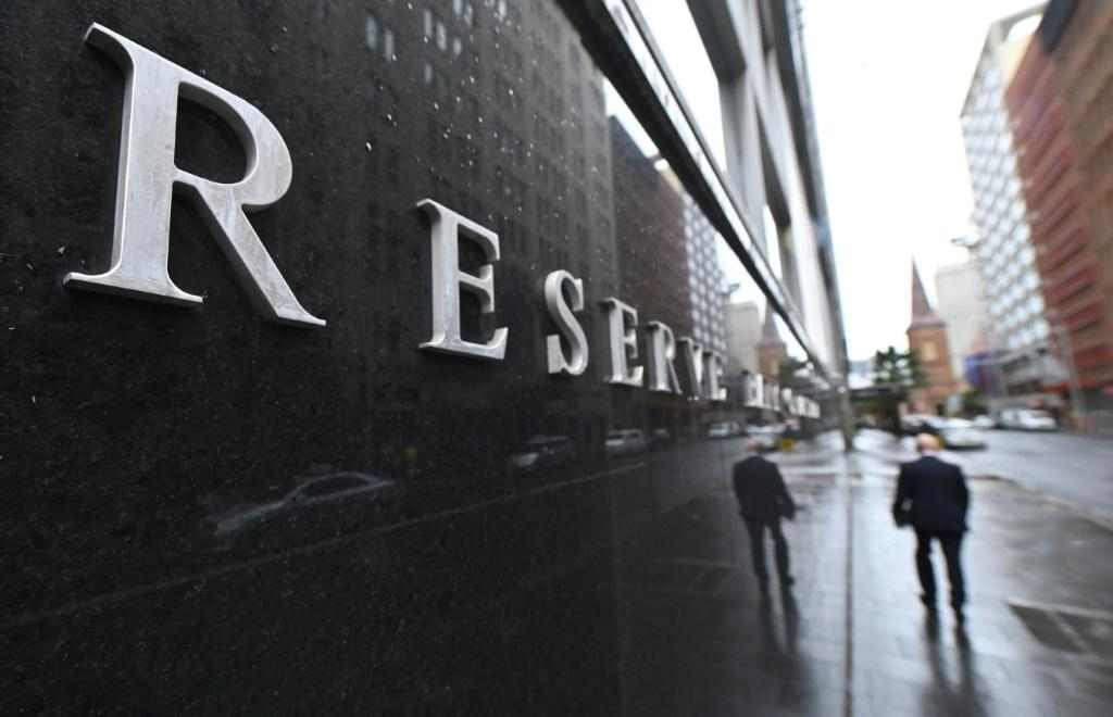 Reserve Bank of Australia chief Philip Lowe said the coronavirus is having a 'significant'effect' on the country's economy