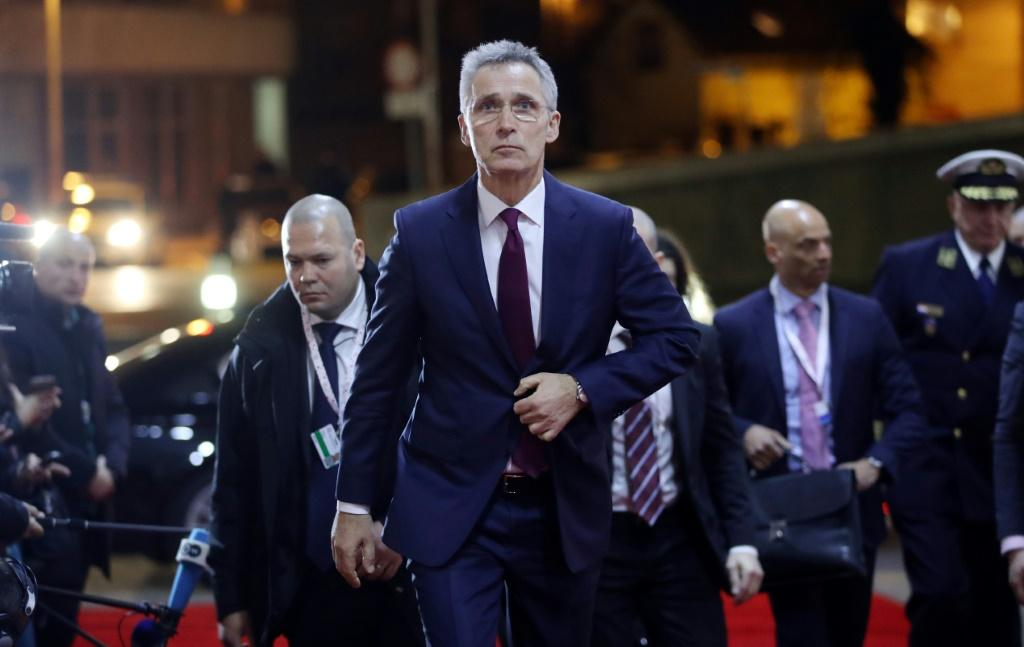 "Stoltenberg, in Zagreb for an informal meeting of EU Defence Ministers, said the migrant issue was a ""common challenge"" requiring cooperation with Ankara, which wants more international support"