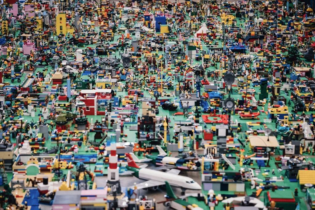 Lego has vowed that its iconic bricks will be 100 percent sustainable by 2030
