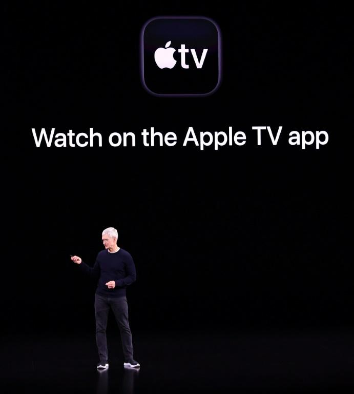 People may turn to streaming services like Apple TV+ avoid avoid movie theaters if the coronavirus epidemic worsens