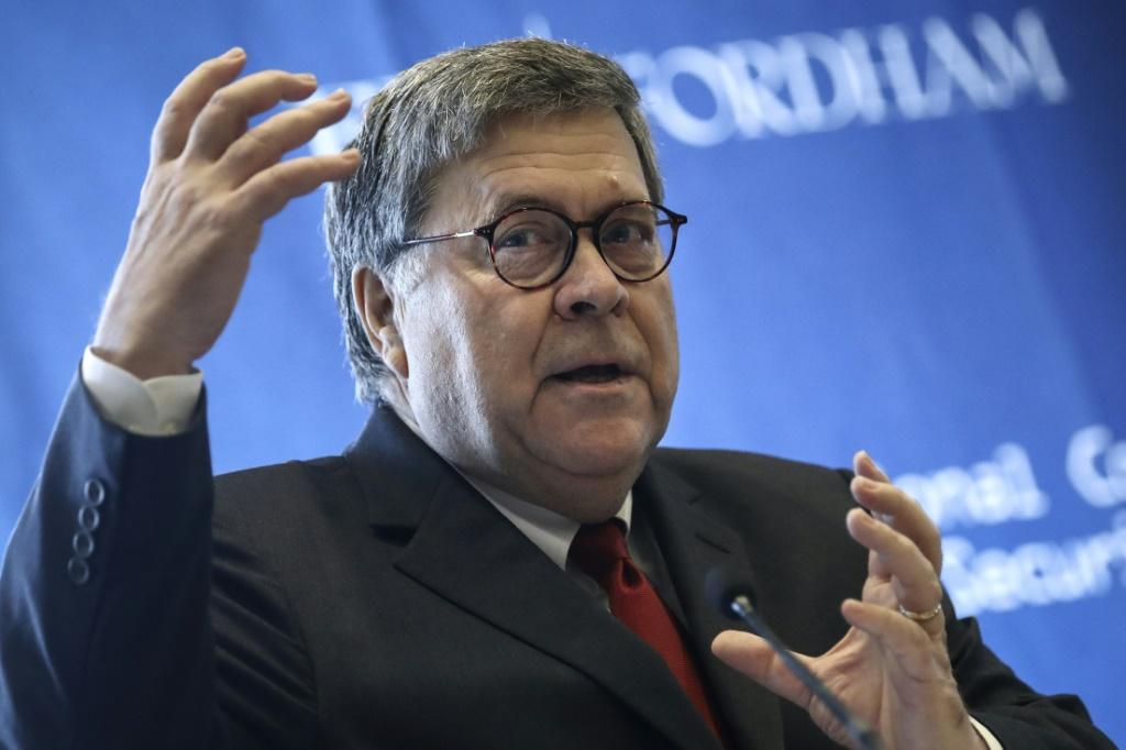 US Attorney General Bill Barr has said encryption of data on phones and messaging apps makes it harder to catch criminals and thwart exploitation
