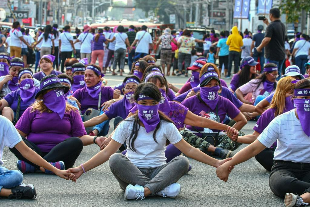 Rallies were held in Thailand, Indonesia, and the Philippines, with women in ultra-conservative Pakistan expected to march later