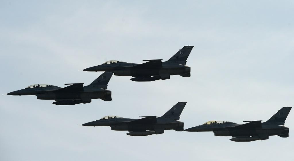 Pakistan has a fleet of about 50 F-16s, each worth at least $40 million