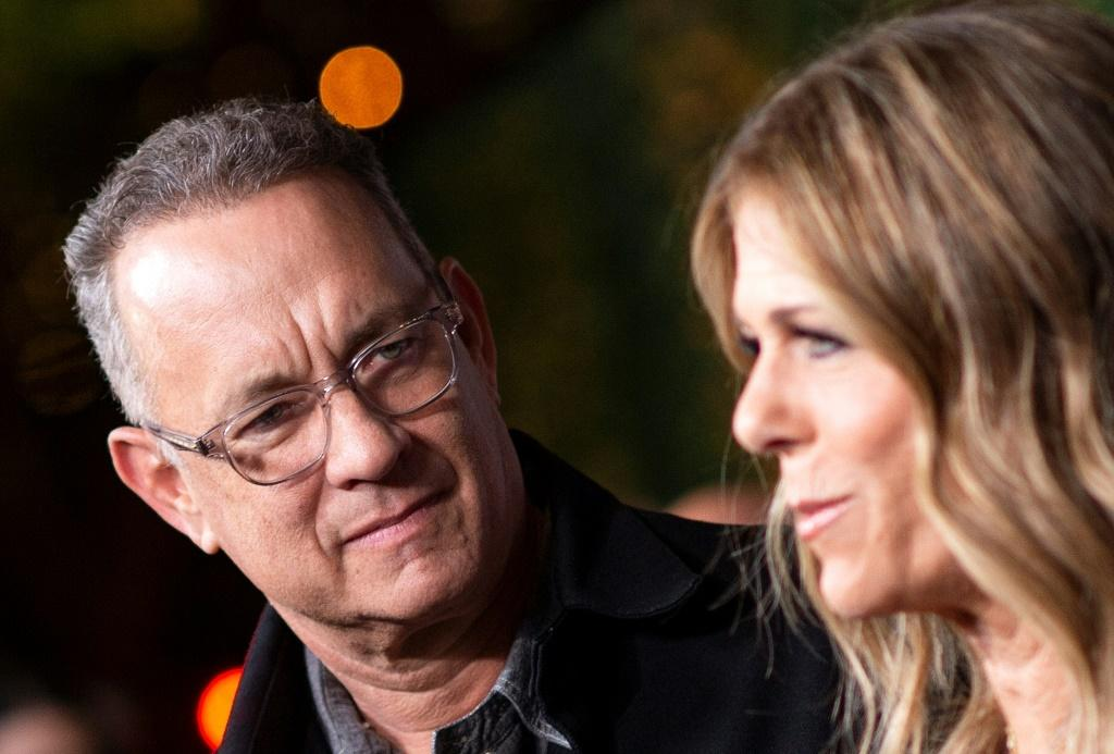 Tom Hanks said he and wife Rita Wilson came down with a fever while in Australia