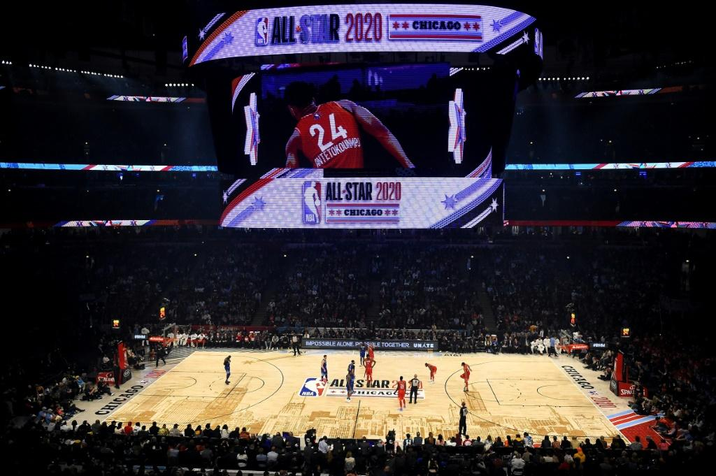 NBA Suspends Season Due to the Coronavirus