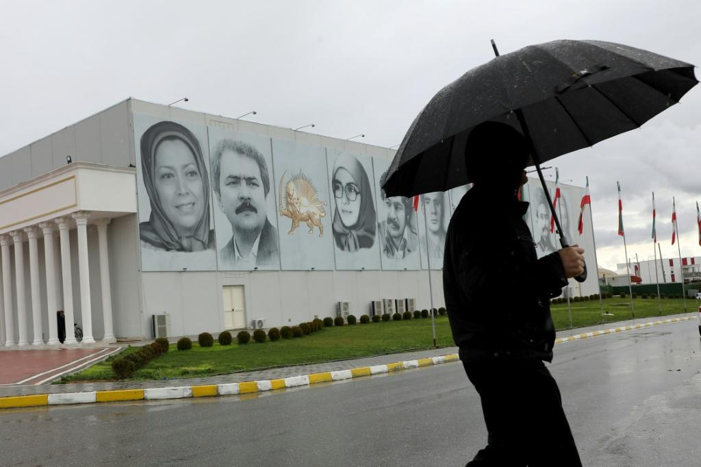 The People's Mojahedin Organization of Iran (PMOI) settled in their unlikely home in Albania under a UN and US-backed deal in 2013 after their camp in Iraq was bombed