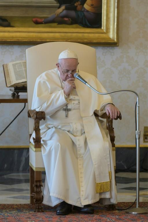 In uncharacteristically blunt language, Pope Francis expressed his displeasure with the closure of churches