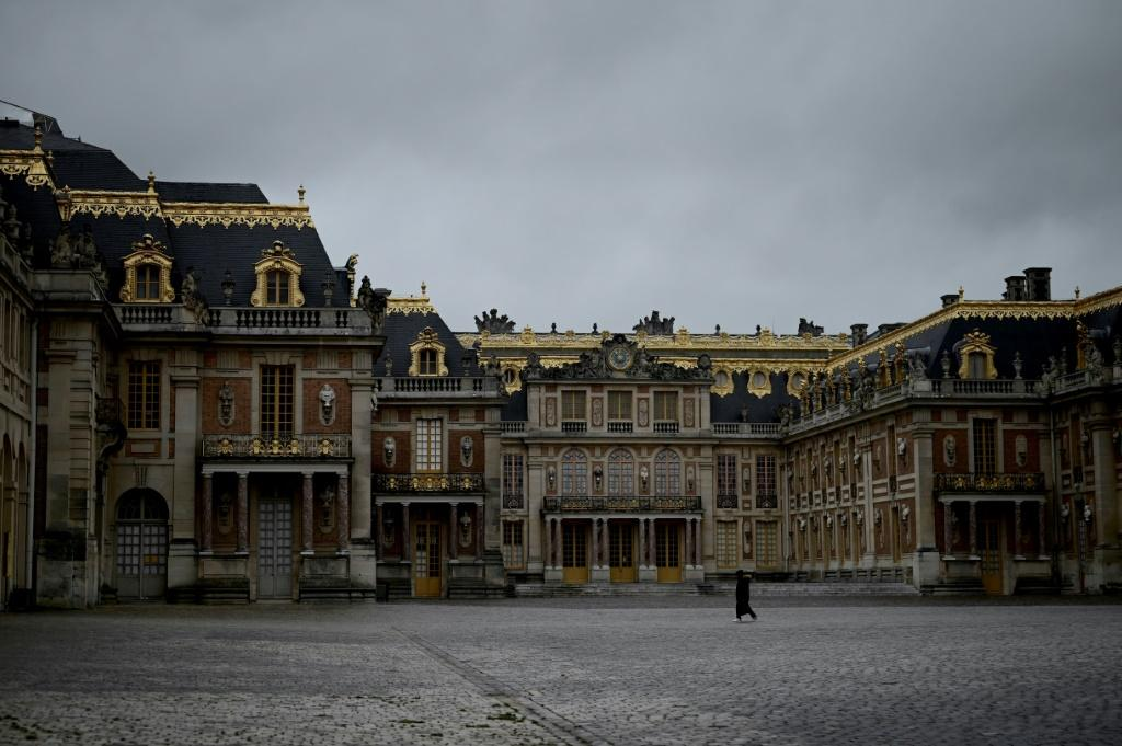 The Chateau de Versailles is one of several major tourist attractions in France that have already shut down