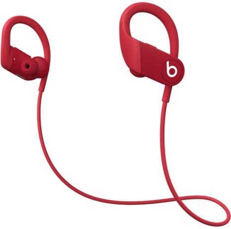 Powerbeats 4 in Red