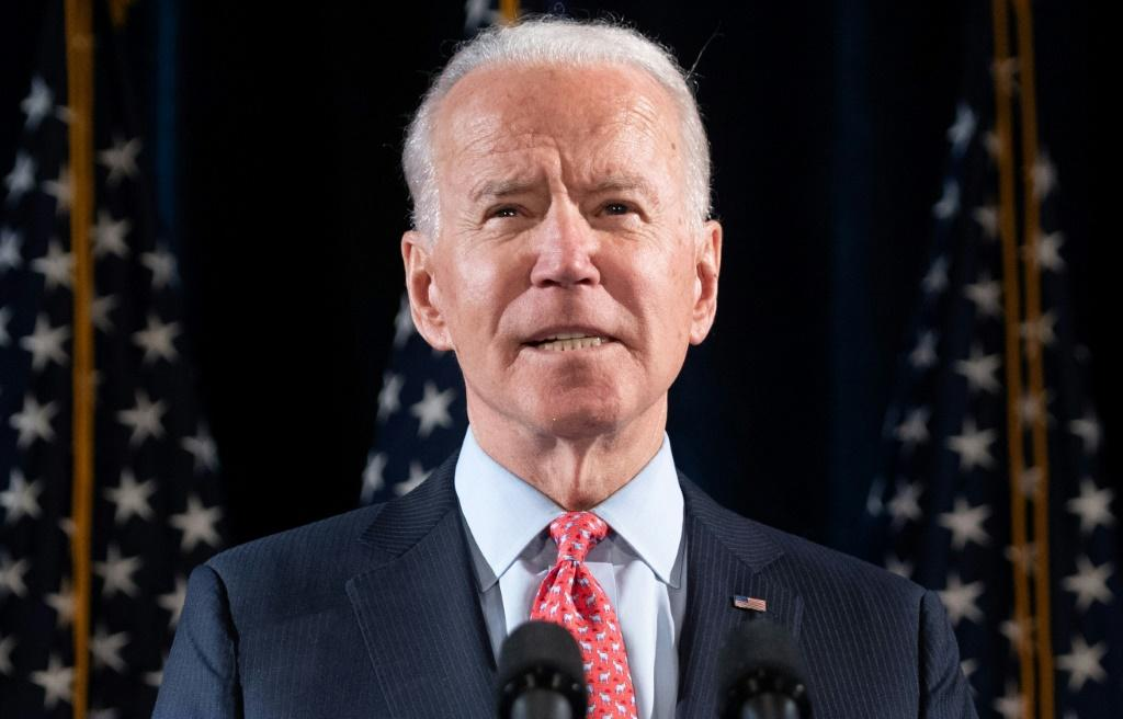Former vice president Joe Biden won primaries in Arizona, Illinois and Florida to open up a commanding lead over Vermont Senator Bernie Sanders in the race for the Democratic presidential nomination