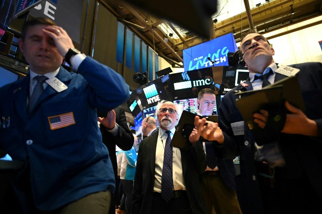 The Dow has lost more than 25 percent of its value since mid-February