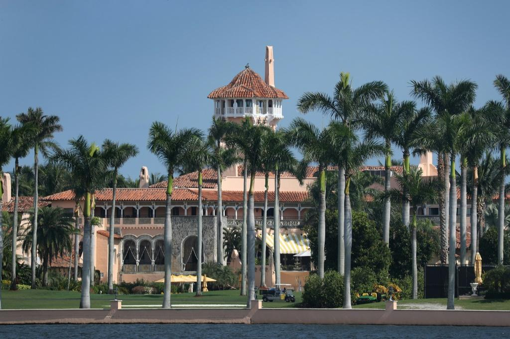 Even President Donald Trump's Mar-a-Lago resort in Palm Beach, Florida -- te so-called Southern White House -- has been forced closed by the coronavirus threat.