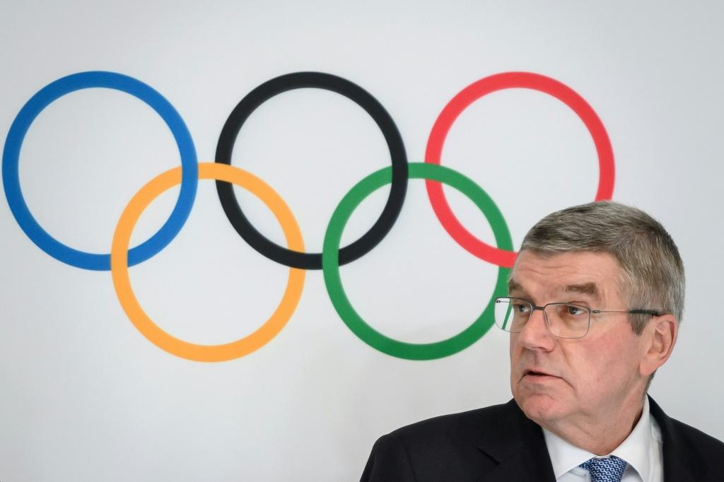 "IOC president Thomas Bach says postponing the Olympics now would be ""premature"