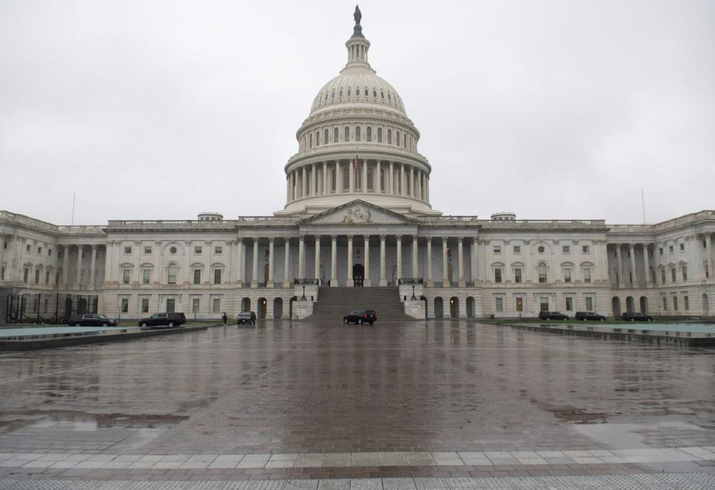 The US Senate is the focus of negoations on a massive coronavirus economic support package