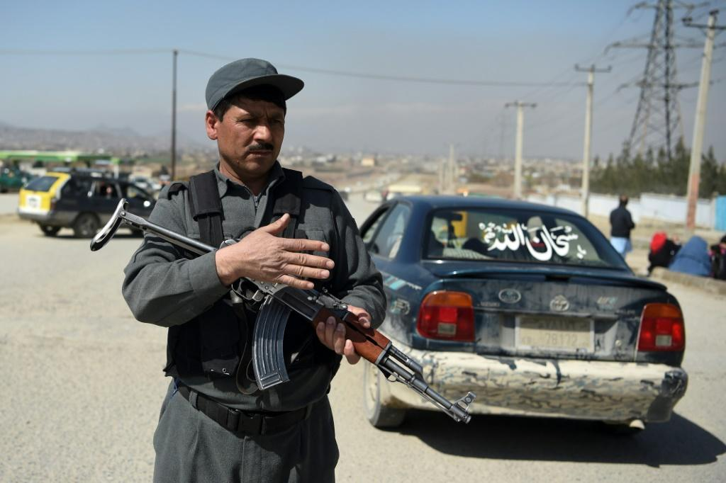 Security is woefully inadequate in the Afghan capital Kabul