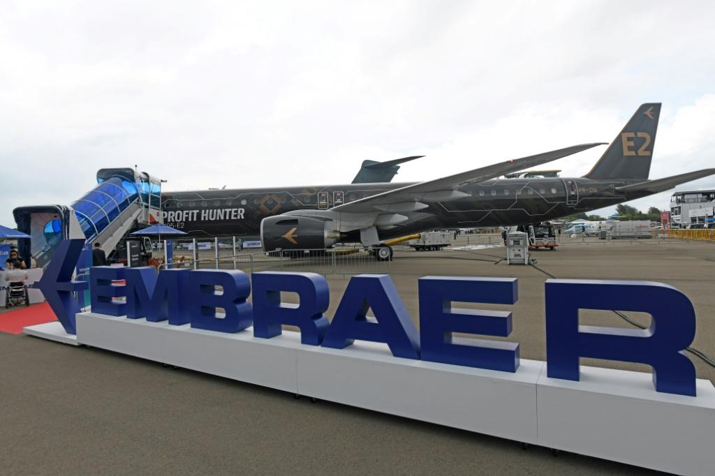 Brazilian planemaker Embraer says the aviation industry's future has become impossible to predict because of the coronavirus pandemic