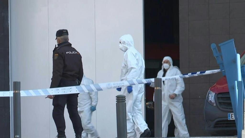 With Madrid's funeral services overwhelmed and hospitals on the brink of collapse from the surge in patients, officials have commandeered the Palacio de Hielo ice skating rink to serve as a temporary morgue. Spain's coronavirus death toll is now 3,434 aft