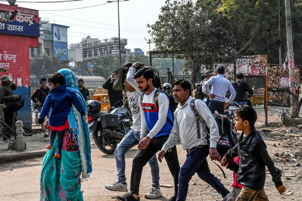 India announced Thursday a $23 billion welfare package to help its poorest citizens with direct cash transfers and food subsidies
