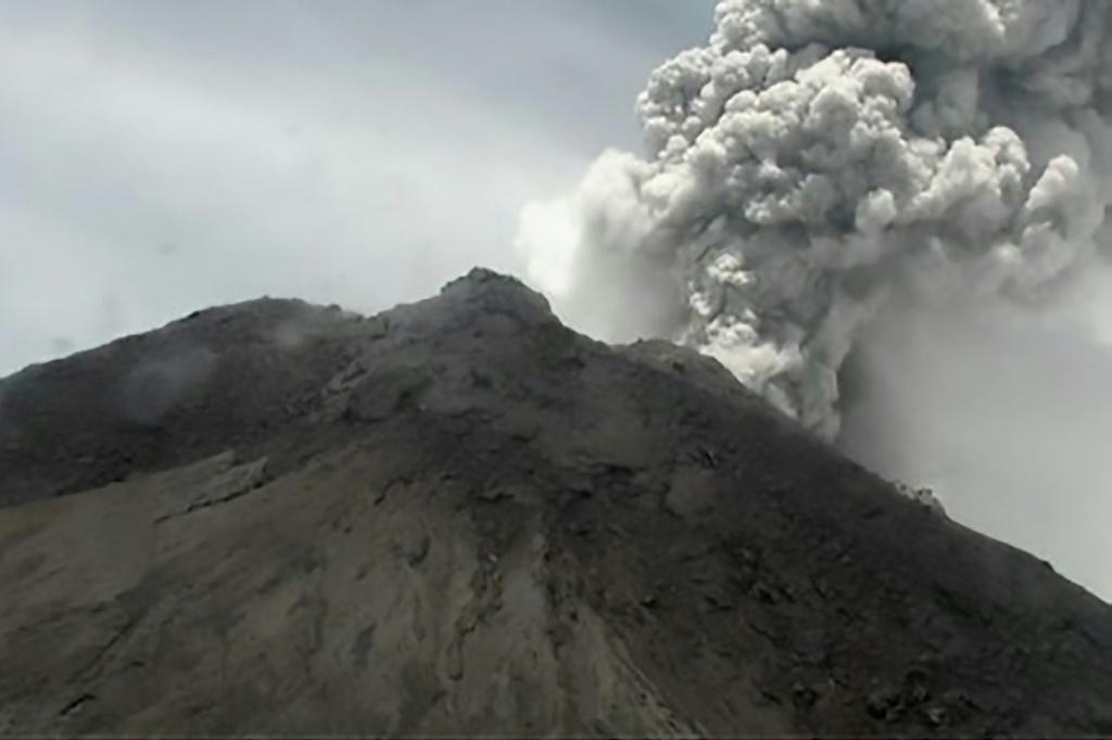 Mount Merapi is Indonesia's most active volcano