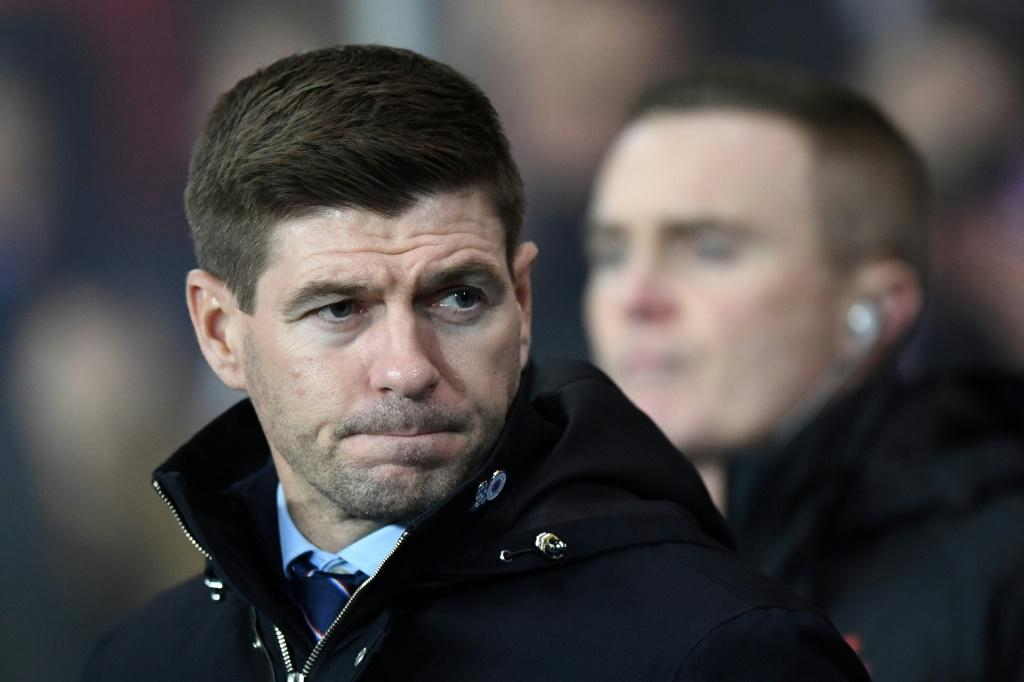 Tipped for the top - Rangers manager Steven Gerrard