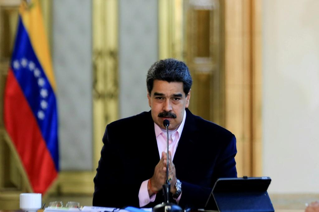 Venezuelan President Nicolas Maduro regularly accuses the US, Colombia, and the opposition of planning to remove him by force