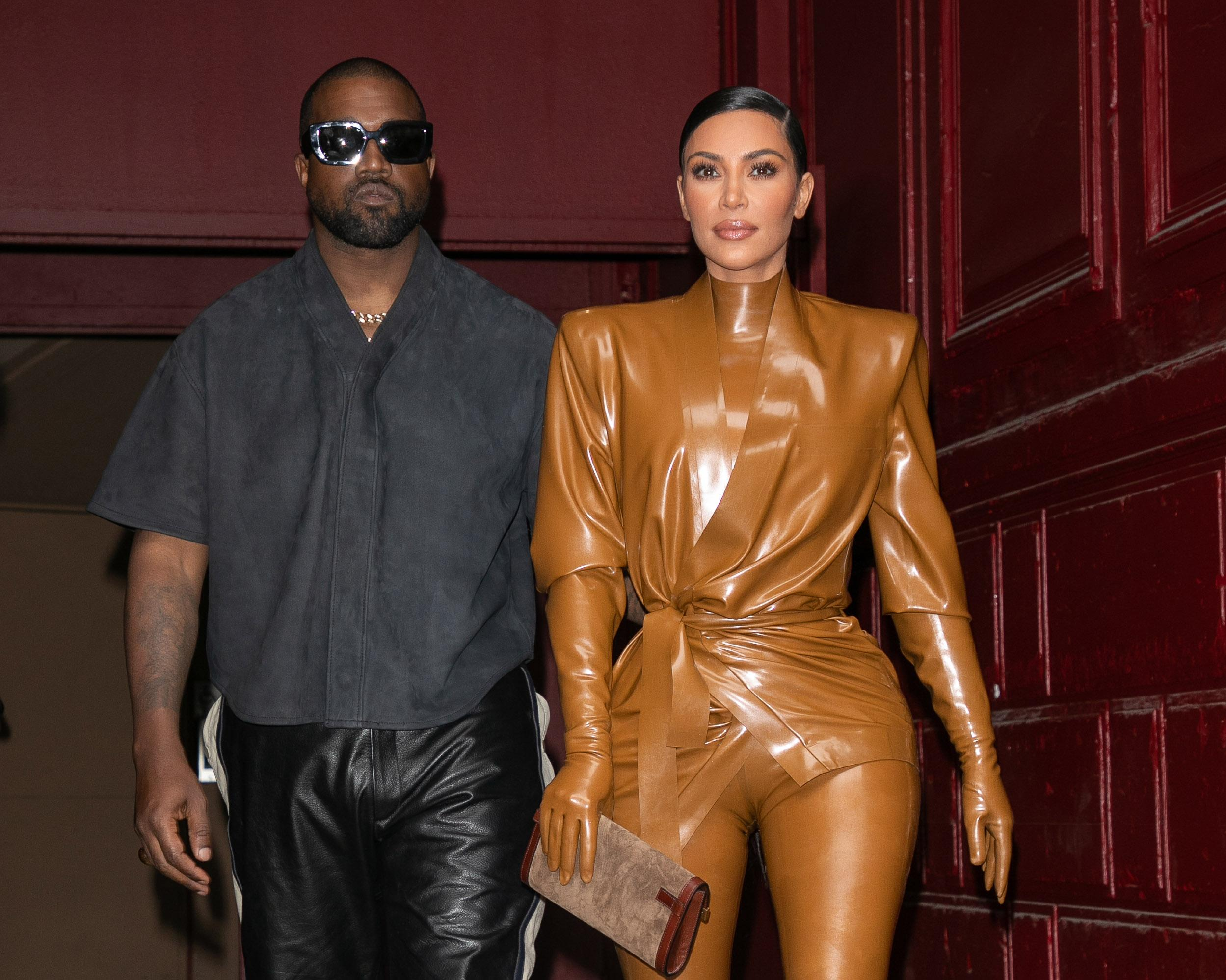 Kim Kardashian Urged Kanye to Drop Presidential Campaign, Focus on Mental Health
