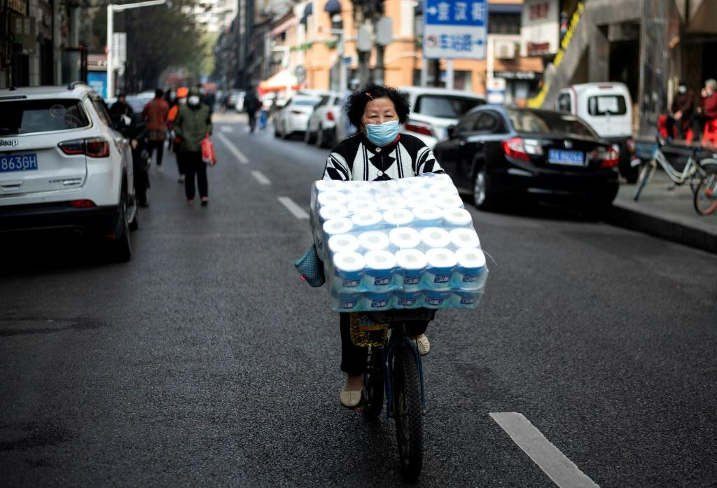 Life is slowly returning to Wuhan as restrictions on movement are eased