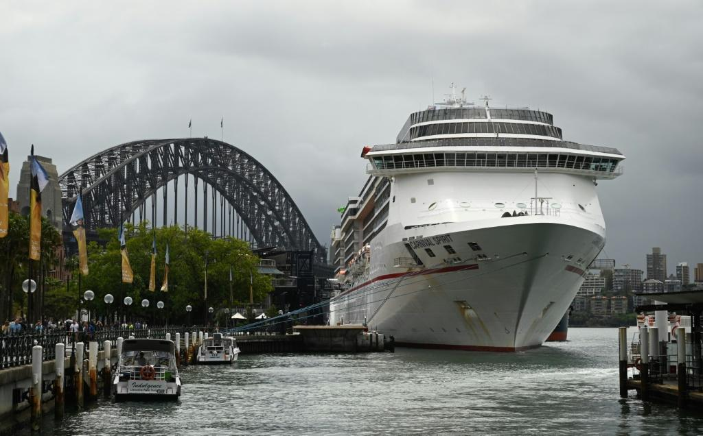 More than a dozen cruise ships are believed to be off Australia's coast, carrying around 15,000 crew and some experiencing outbreaks of coronavirus