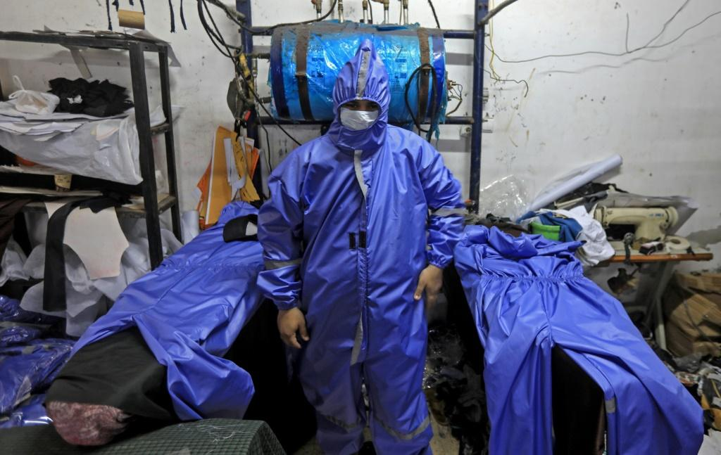 WHO has warned dwindling supplies of personal protective equipment (PPE) for frontline workers will put lives at risk