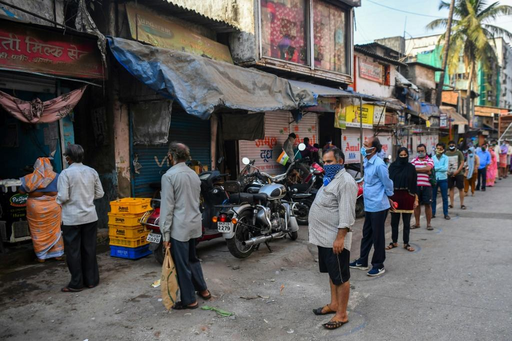 Five coronavirus cases have been confirmed among the cramped tin-roofed shanties, flats and small factories that make up Dharavi, including two fatalities