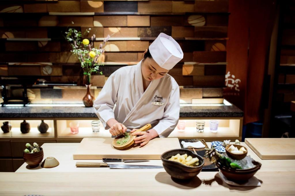 A growing number of women in Japan are training and working as sushi chefs in some of Japan's most revered restaurants and institutions